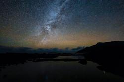 屋久島の星空