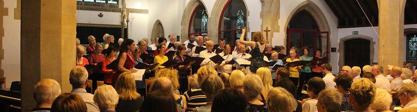 West Barnes Singers