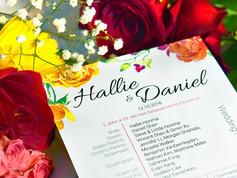 Hallie & Daniel
