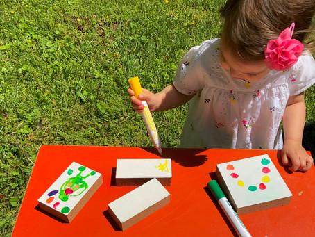 Children Can Cultivate Creativity with Mio Reggio Cork Toys
