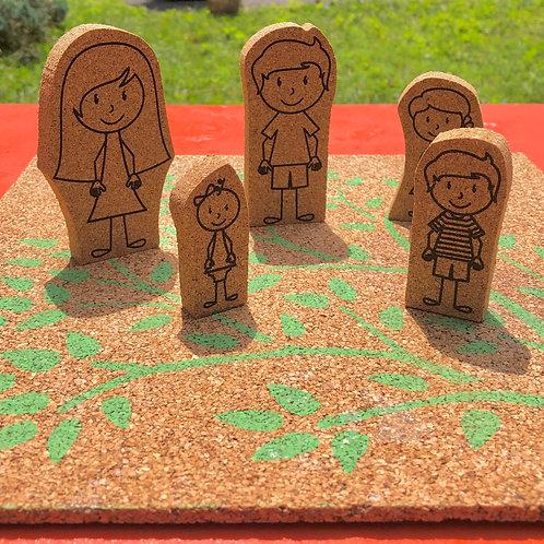 Cork Family