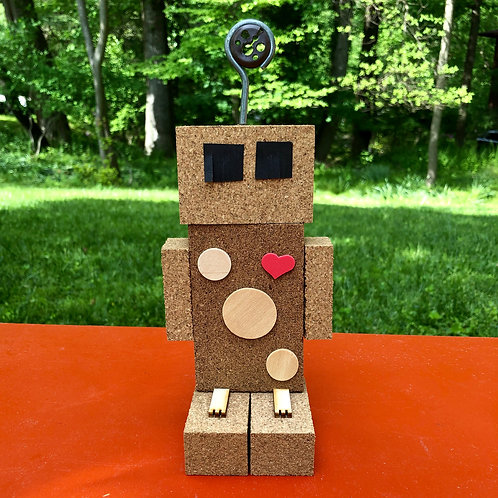 Cork Robot Loose Parts Kit