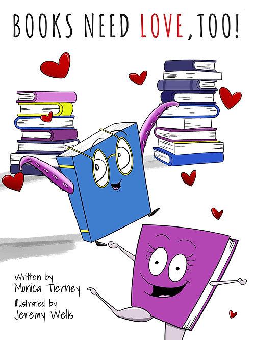 Books Need Love,Too!