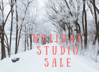 Holiday Studio Sale