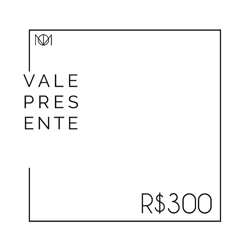 Gift Card - R$300