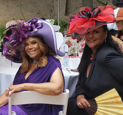 Wear That Hat Lady