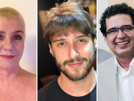 """""""Primeira Versão"""" traz leitura dramática do texto de Clarisse IlgenfritZ que une delírio e vaidade"""