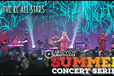 grandview amphitheater concerts schedule kc all stars
