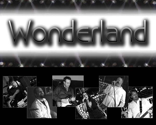 wonderland band kansas city booking info