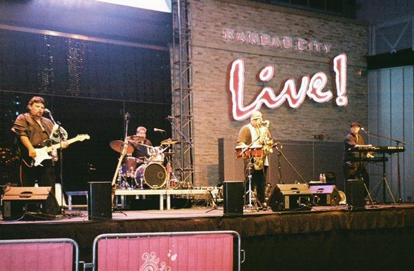 midnite review band kansas city