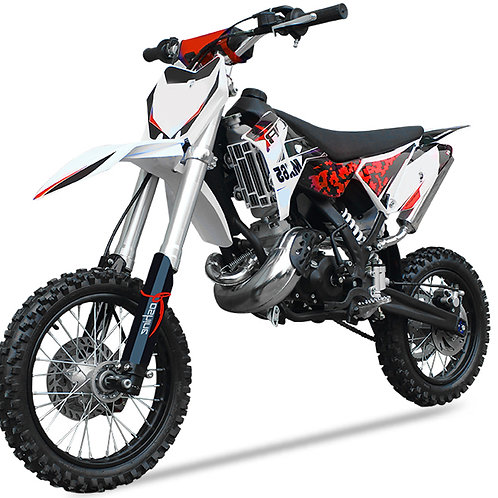 Pitbike 14/12 XL 65cc liquid cooled