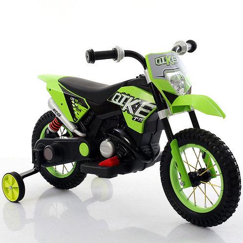 Moto Cross Baby 6v per bambini