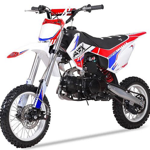Pitbike PFX 125cc ruote 14/12