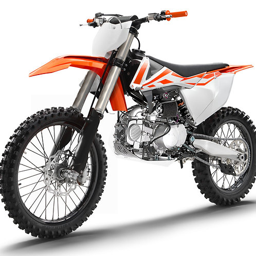 Pitbike ZEUS 125cc 17/14