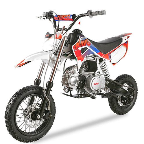 Pitbike Kayo 110cc ruota 12/10 TSD-F110(M)