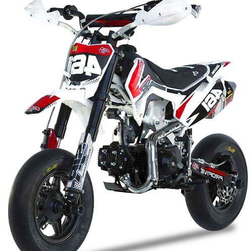 Pitbike Motard SJR 110cc New edition