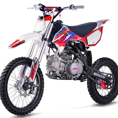 Pitbike Kayo125cc TT125 ruote 17/14