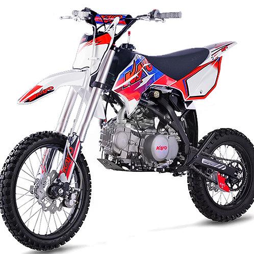 Pitbike Kayo 125cc TD-D125 ruote 14/12