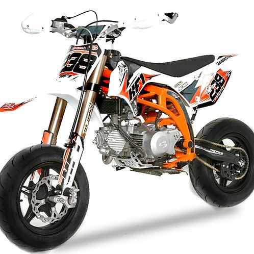 Pitbike Motard KF1 160cc R edition