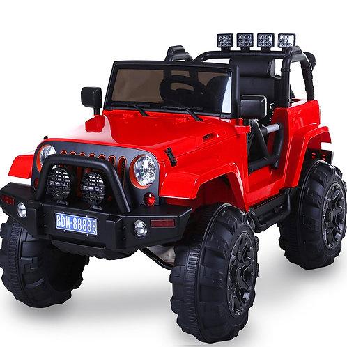Jeep Adventure 12v 7ah