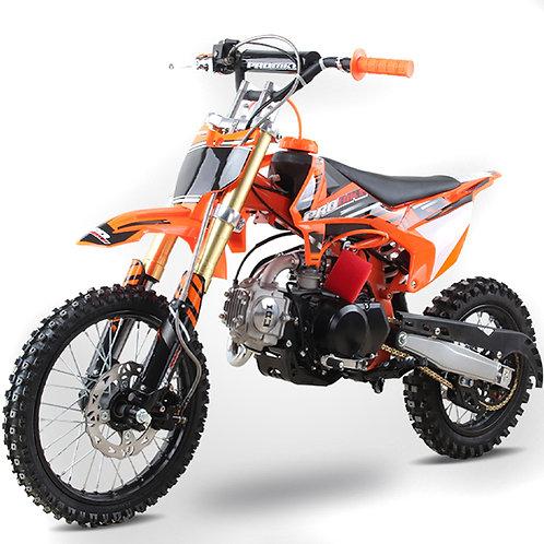 Pitbike PRO 110cc ruota 14/12