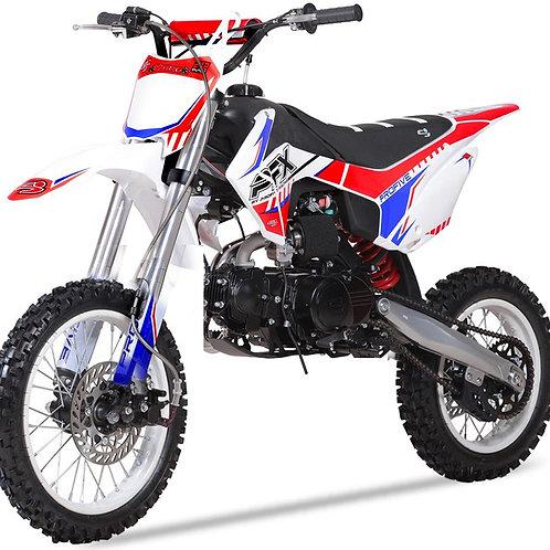 Pitbike PFX 125cc ruote 17/14