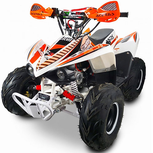 Quad Tracker 125cc