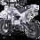 Thumbnail: Pitbike Kayo 110cc ruota 14/12 TSD-F110(M)