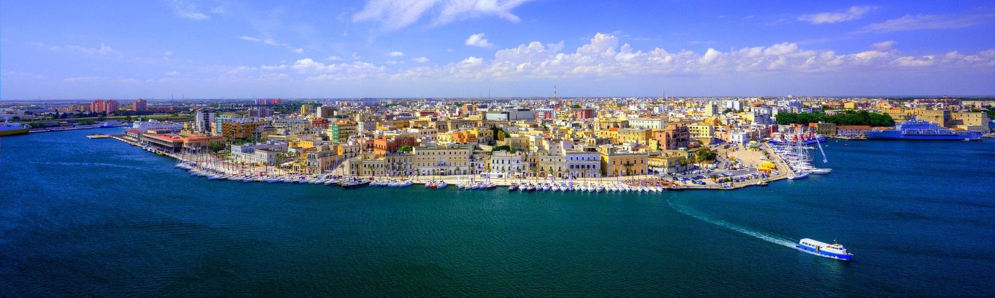 brindisi on the adriatic sea
