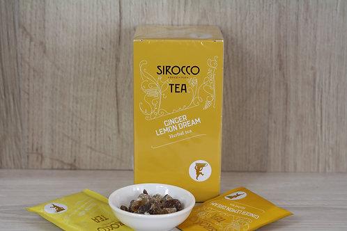 Bio-Tee Ginger Lemon  von Sirocco