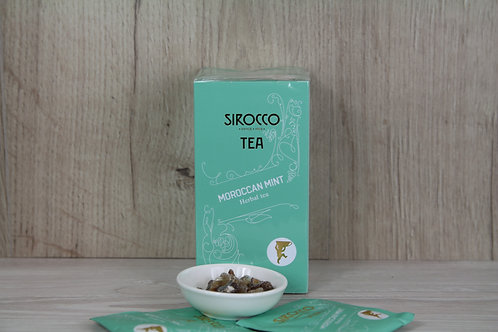 Bio-Tee Moroccan Mint von Sirocco