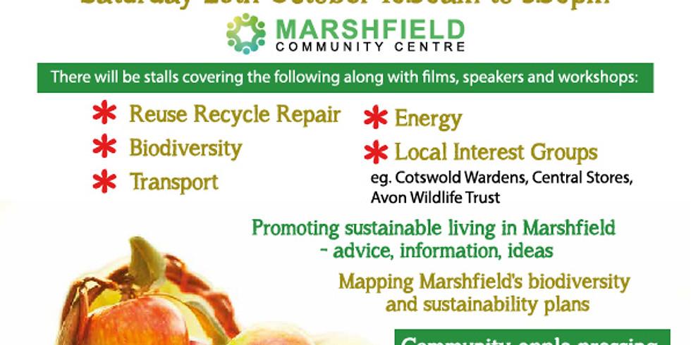 Marshfield Sustainability Fair and Apple Fest