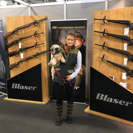 South Yorkshire Shooting Show a brief REVIEW