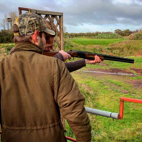 Take a mate shooting