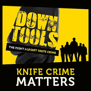 Support to get away from knife crime