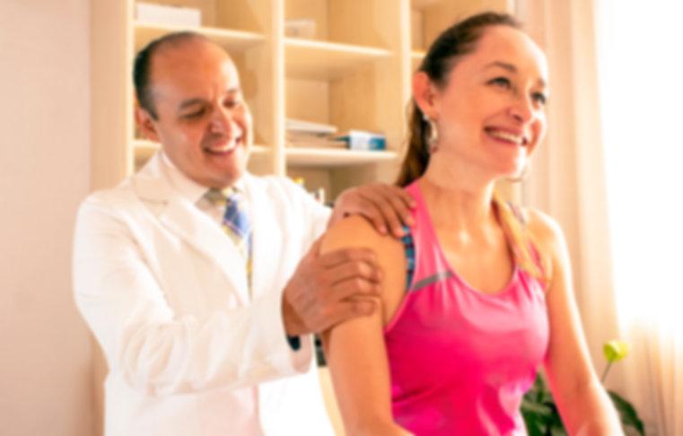 Medicina deportiva CDMX