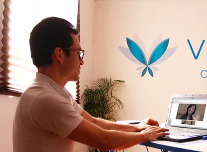 Vlinder Center Virtual. Propuesta de rehabilitación ante la contingencia por COVID-19