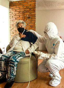 fisioterapia a domicilio en CDMX