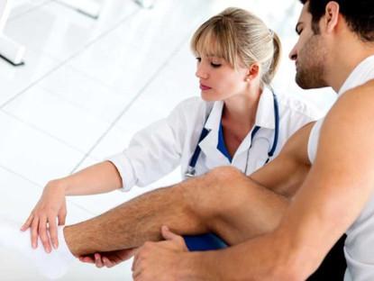 Sistema muscular: tratamiento de las lesiones del músculo