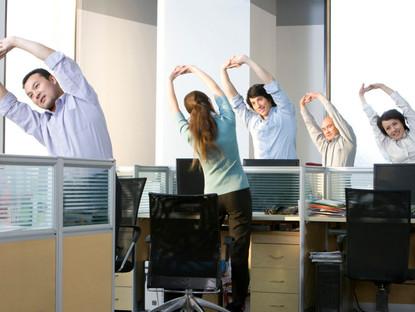 ¿Tus actividades laborales te exigen permanecer mucho tiempo sentado? Entonces esto es para ti