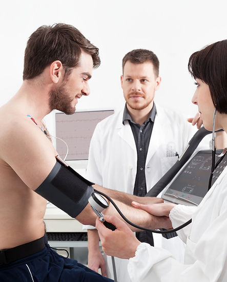 Prueba de esfuerzo cardio pulmonar