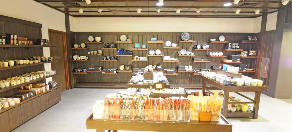 Mitsukoshi Shelves