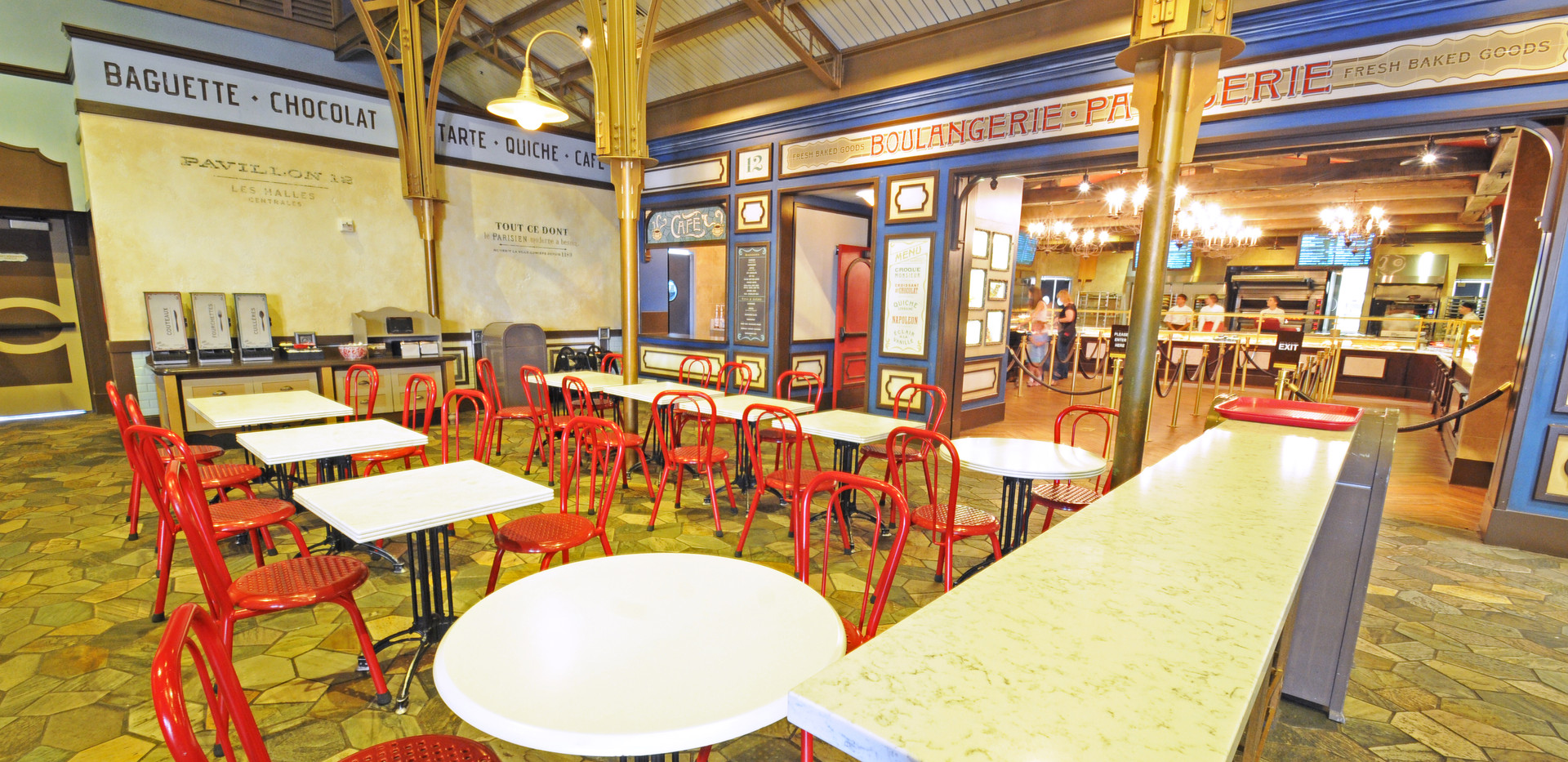 French Pavillion Bakery