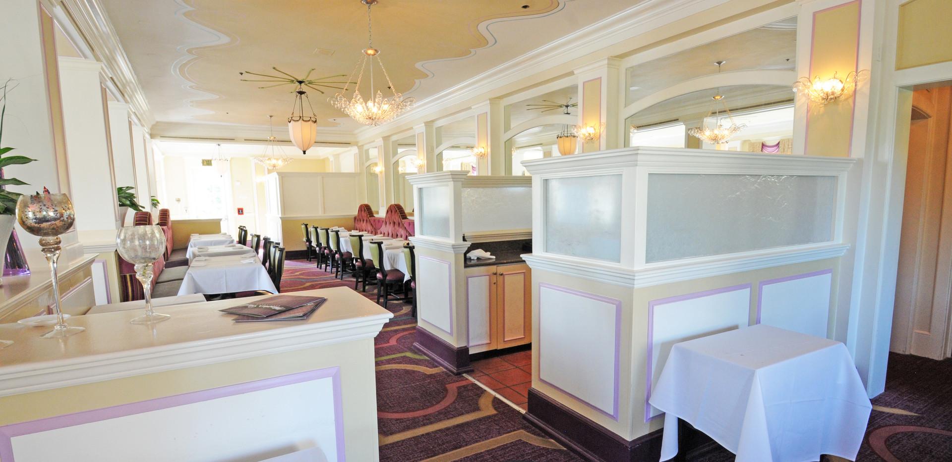 Monsieur Paul Dining Room