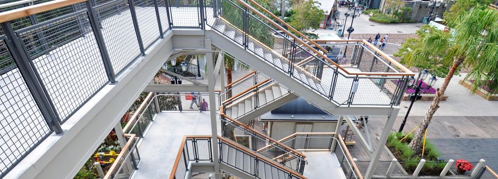 Paddlefish Stairs