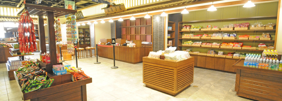 Mitsukoshi Candy Shop