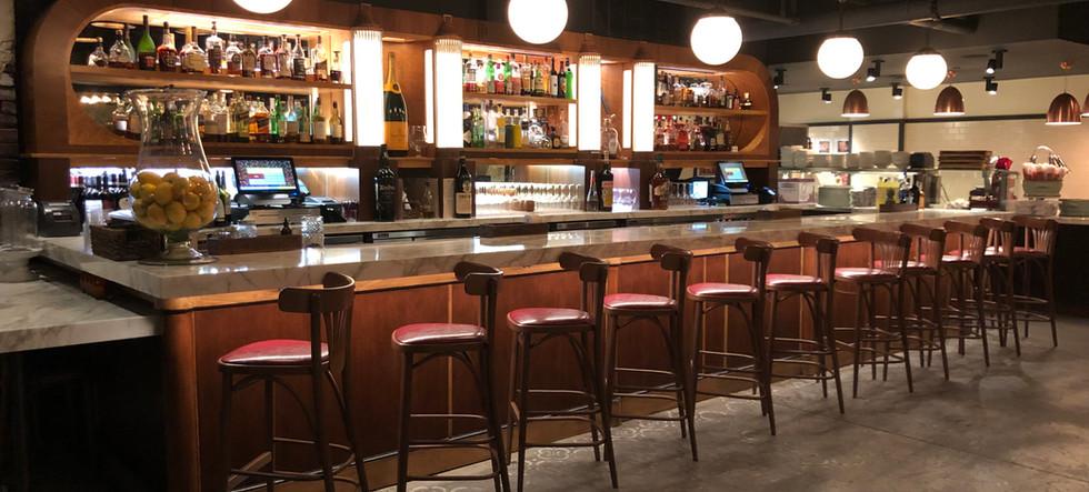 Renovated Art Deco Bar