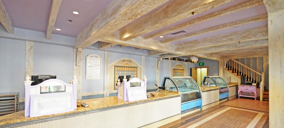 French Pavillion Ice Cream Parlor