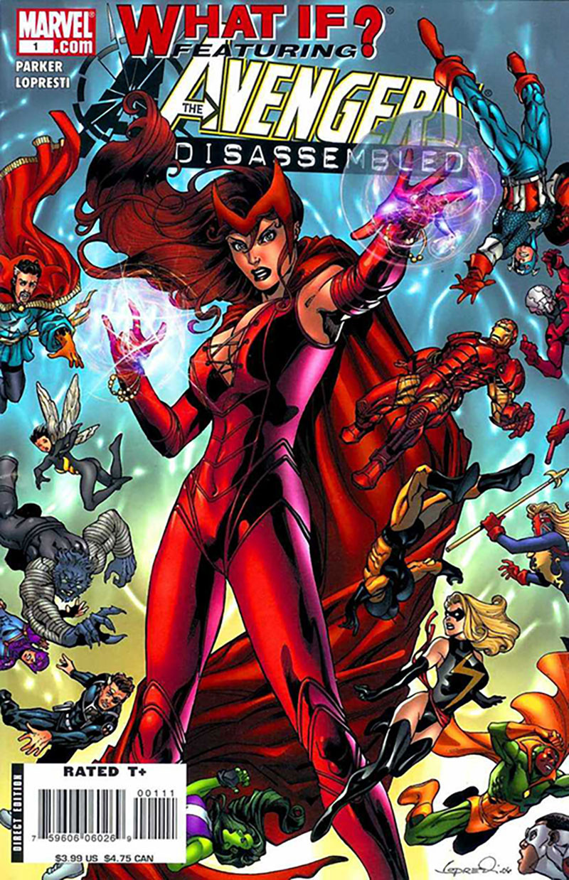 The Scarlet Witch is just one of Marvel's antiheroes who inspired me