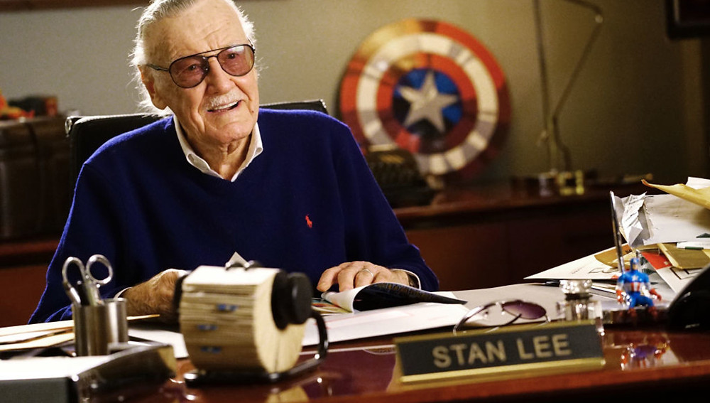 In tribute to Stan Lee, Marvel Comics visionary, who has died aged 95
